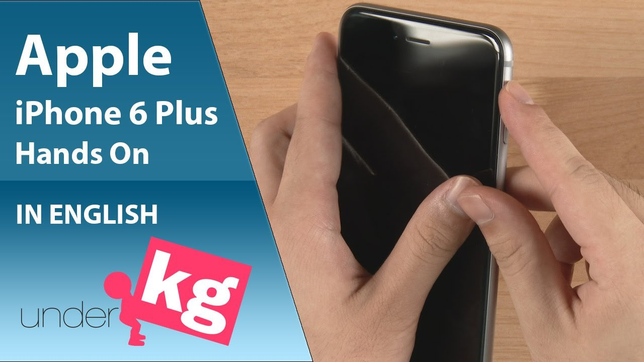 iPhone 6 & 6 Plus Hands-On Video Review 24
