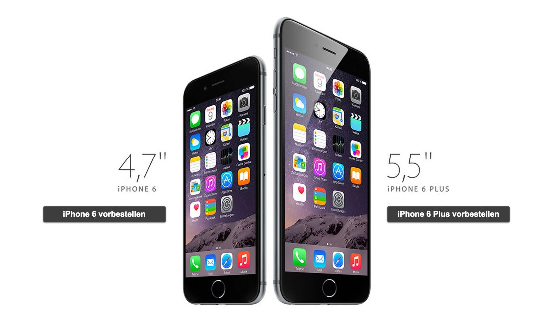 iPhone 6 & iPhone 6 Plus: Hohe Nachfrage steigert Apple-Aktienwert 9