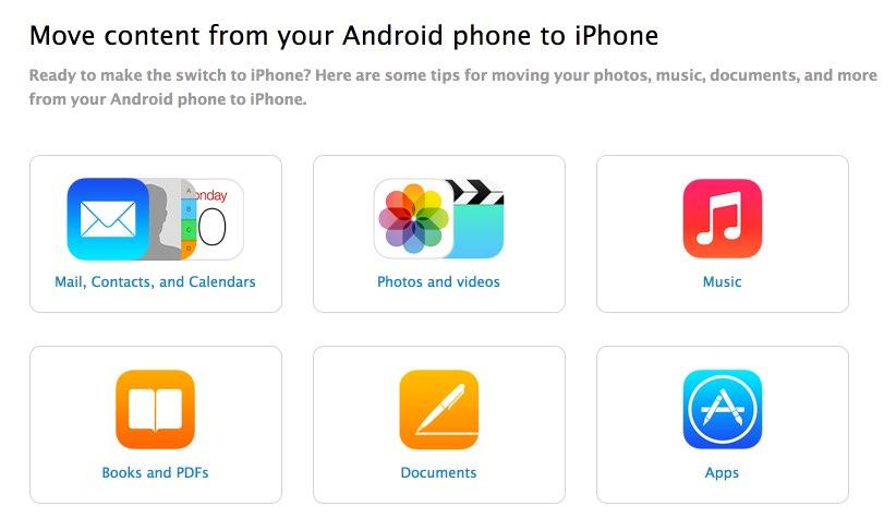 Android User: JETZT zum iPhone 6 umsteigen / wechseln!