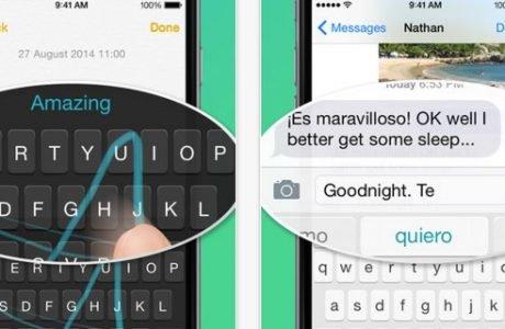 iOS 8 Keyboards & iOS 8 Tastaturen 2