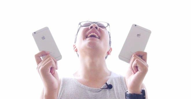 Drop the Bomb: iPhone 6 Falltest im Video! 4