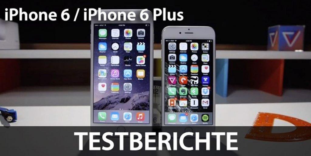 iPhone 6 im Test: Das Beste Smartphone!?