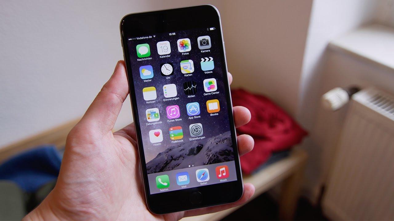 Apple iPhone 6S: Release im Frühling 2015? 8