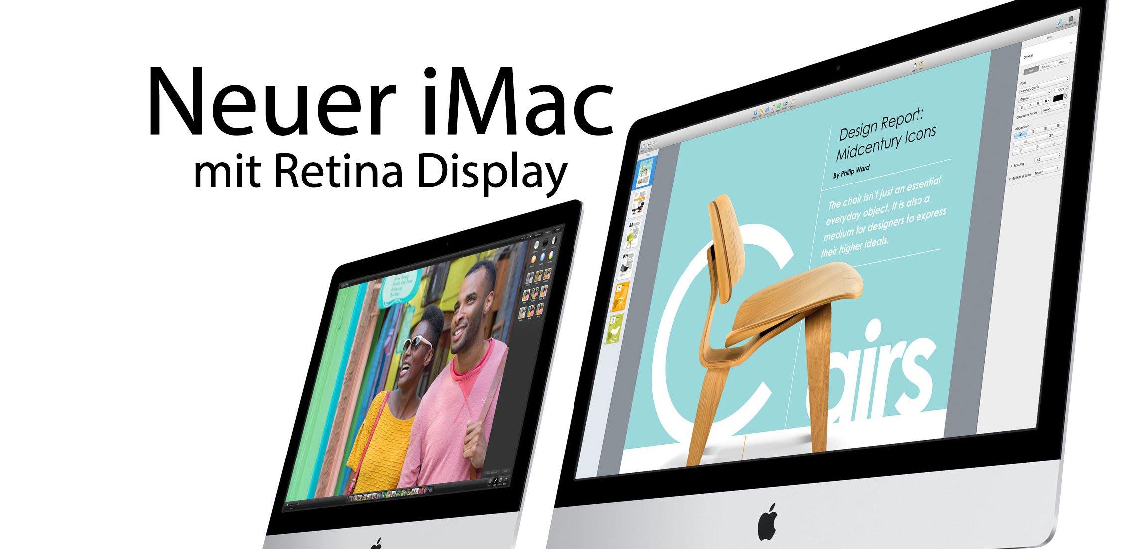 Apple iMac 2017: USB Typ-C Anschluss und AMD-GPUs 1