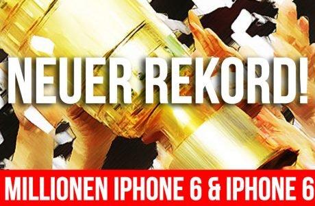 Neuer Apple Rekord: 10 Millionen iPhone 6 & iPhone 6 Plus 2