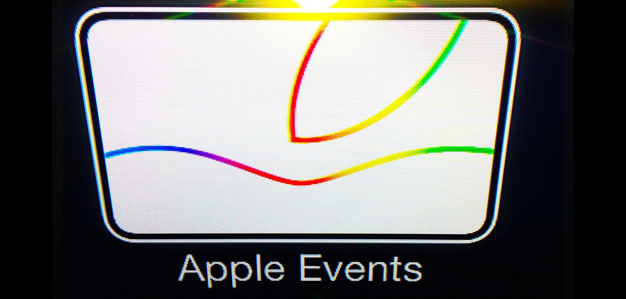 Apple TV Livestream iPad Air 2 Keynote!  9