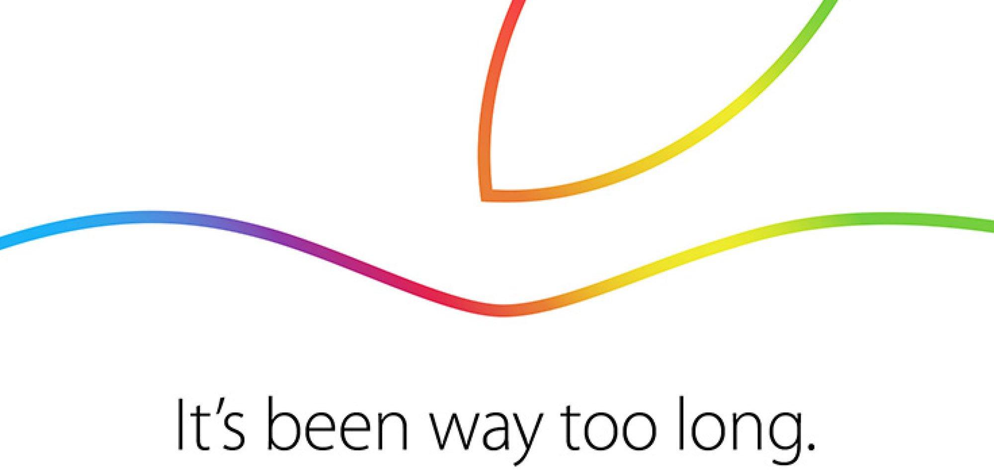 Apple Event Keynote 16.10.2014: Es hat viel zu lange gedauert! 1