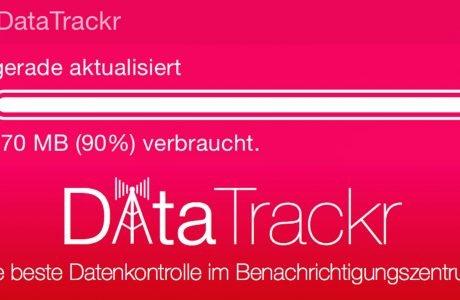 Datatrackr: Update löst Telekom Magenta Probleme 7