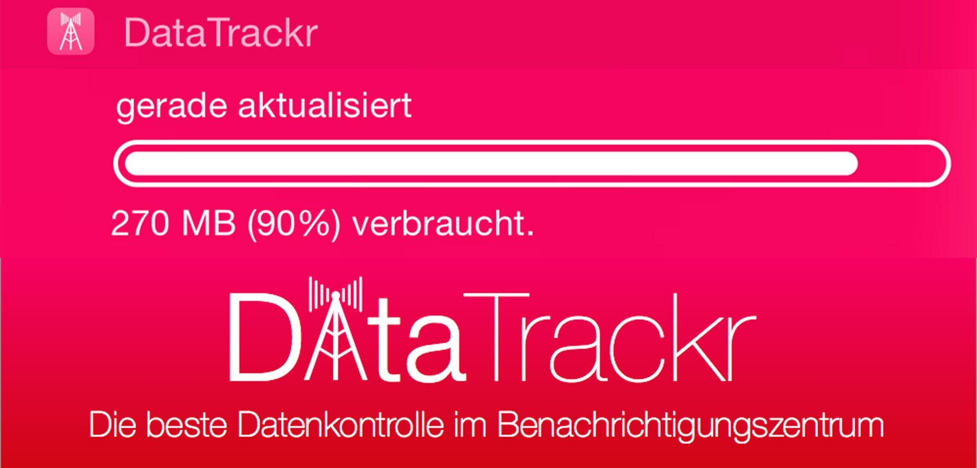 Datatrackr: Update löst Telekom Magenta Probleme 8