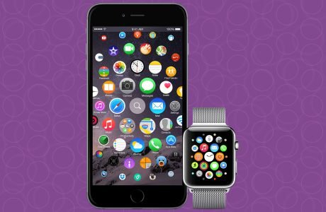 iOS 9 Redesign: iPhone 7 mit Apple Watch Interface? 8