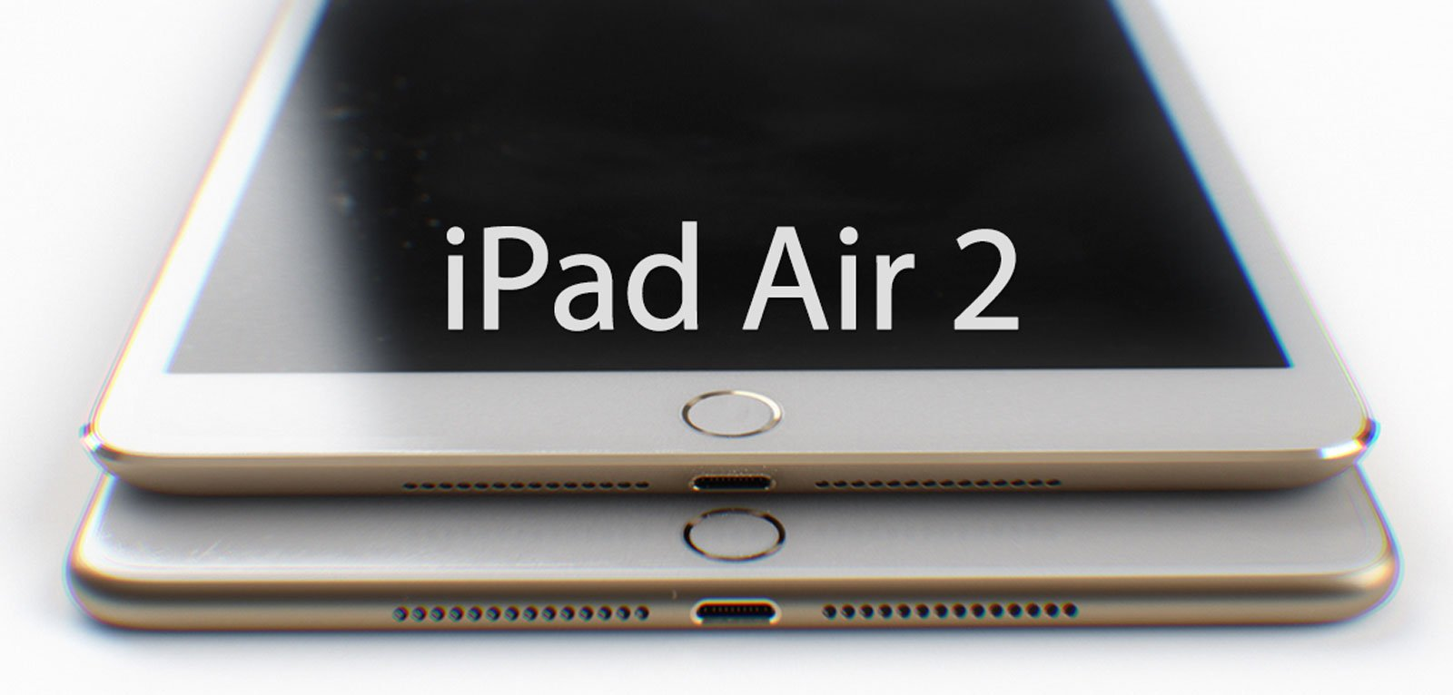 ipad air 2 in gold mit touch id nfc. Black Bedroom Furniture Sets. Home Design Ideas