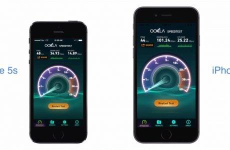 iPhone 6 LTE Speedtest: iPhone 6 deutlich schneller als iPhone 5s 5