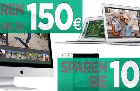 MacTrade Aktion: Apple Rabatte auf iPad Air 2, iPad mini 3, iMac, Macbooks und mehr! 6