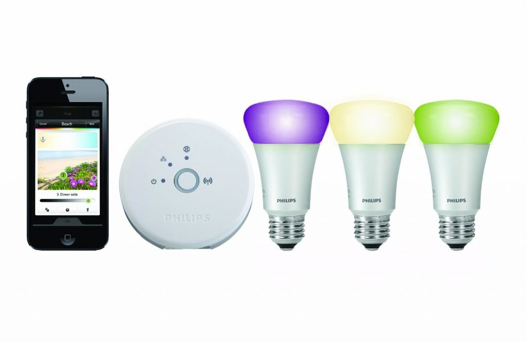 Philips Hue LED Starter Set fast 50 Euro billiger!