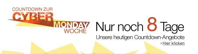 Cyber Monday Woche: 5000 Angebote, erste Schnäppchen schon jetzt! CD2CM 660x180 BB 20141116. V319937052
