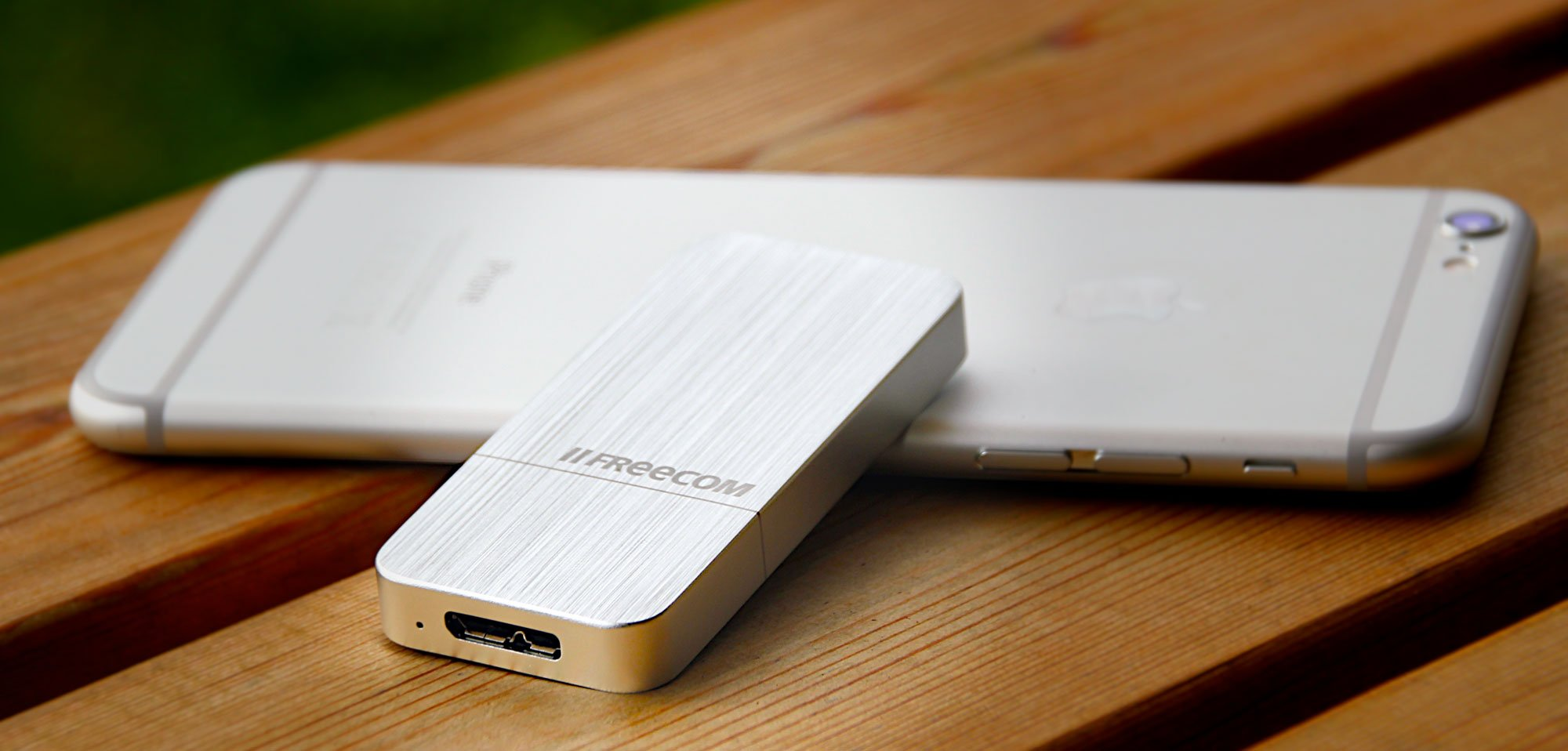 Freecom mSSD Test: schnelle externe High-Speed USB 3.0 Mini-SSD 4