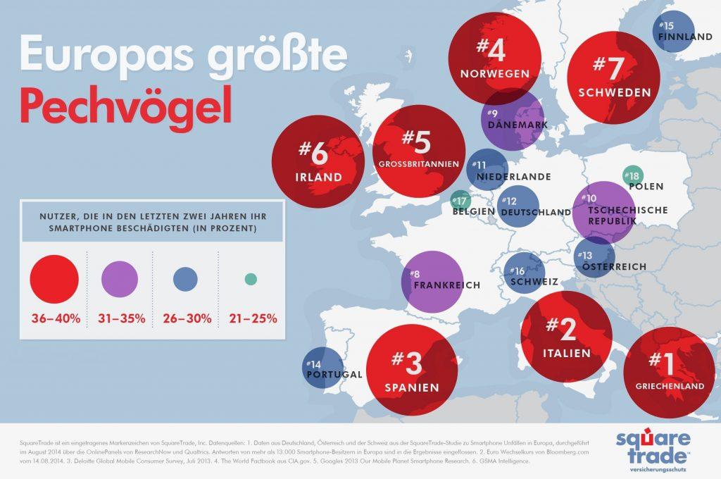 Pechvogel Index: Deutsche werfen iPhone & Smartphone gerne ins Klo! iphone 6 pechvoegel handy smartphone kaputt 1024x680