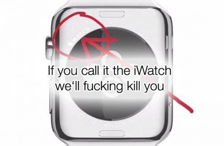 Apple Watch Video: Nennt sie NIEMALS iWatch! 6