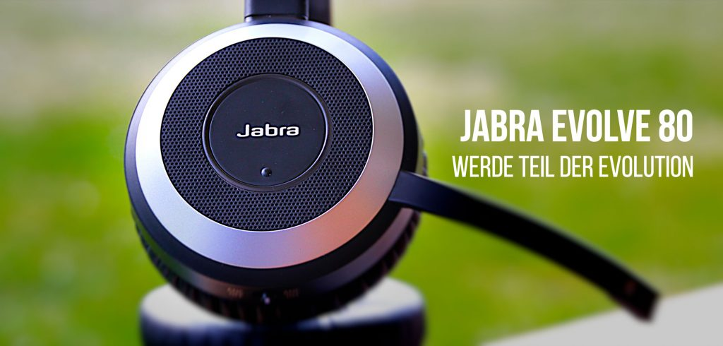 Jabra Evolve 80 Test: Profi-Headset mit Noise Cancelling