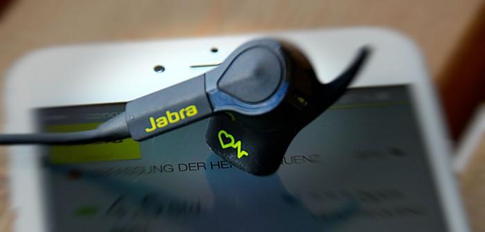 jabra sport pulse wireless test pulsmesser bluetooth kopfh rer f r iphone apple health. Black Bedroom Furniture Sets. Home Design Ideas