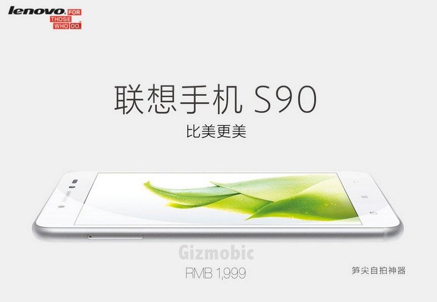 Lenovo kopiert Apple iPhone 6: Lenovo S90, der iPhone 6 Klon! 5