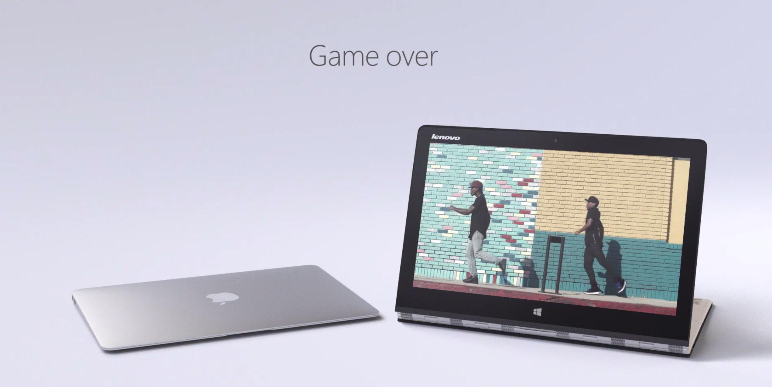 Microsoft: Game Over fürs MacBook Air? 6