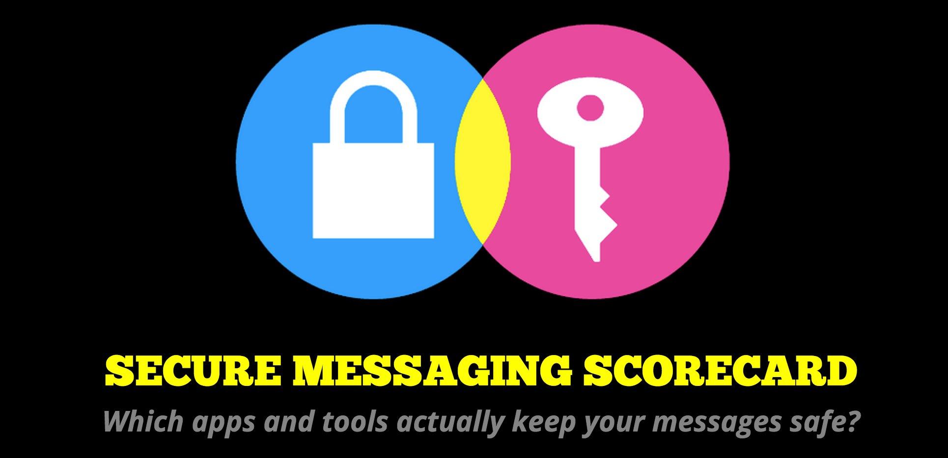 Messenger Sicherheit: iMessage & Facetime gut, WhatsApp & Facebook mangelhaft 7