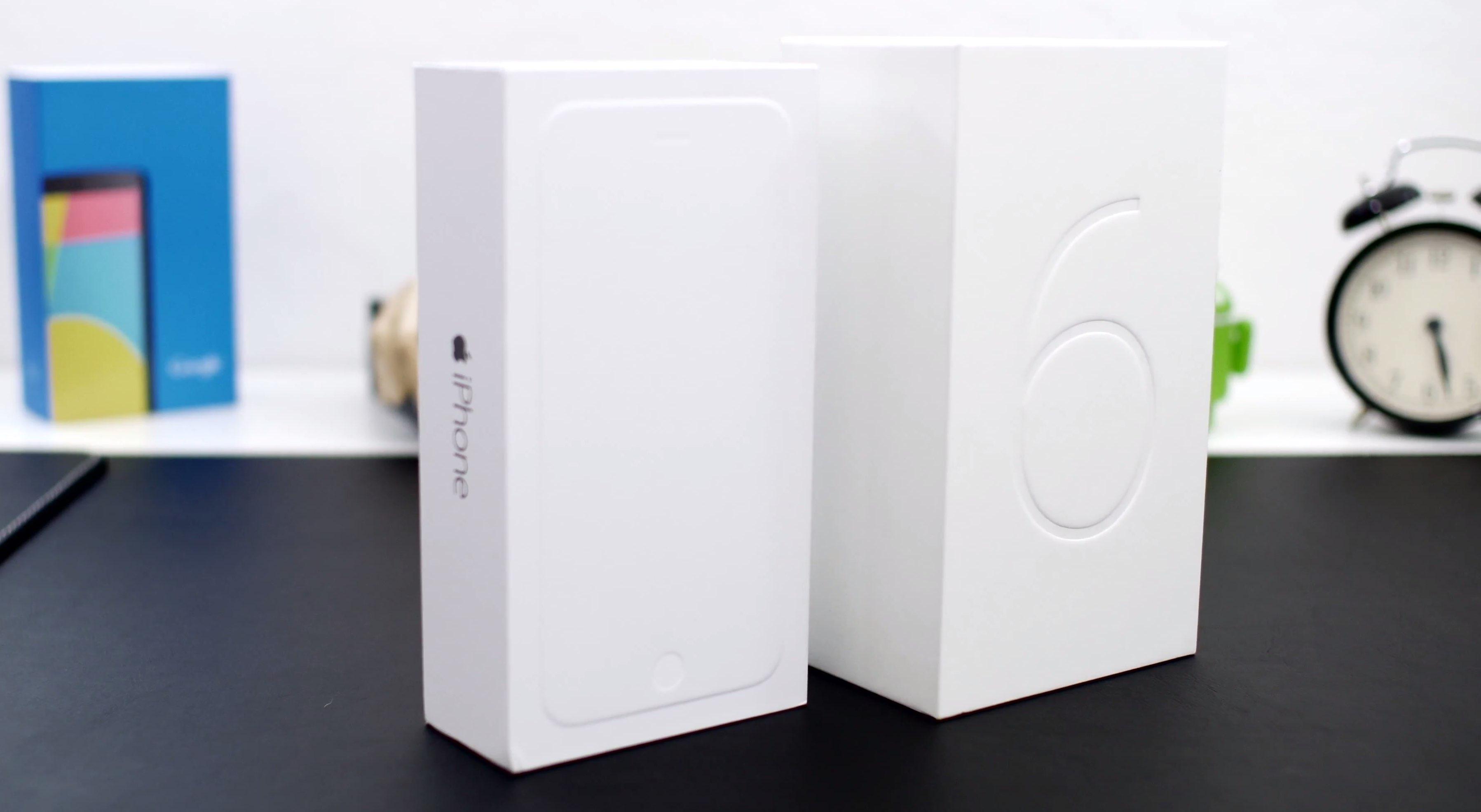 vergleich iphone 6 plus vs nexus 6 im video. Black Bedroom Furniture Sets. Home Design Ideas