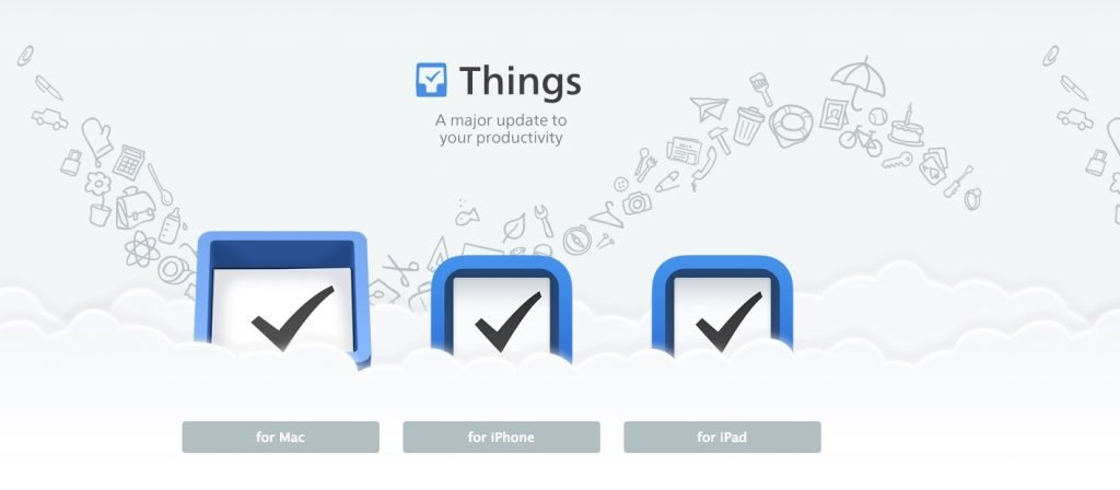 Things kostenlos: Things für iPhone & iPad App der Woche