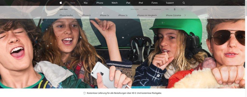 iPhone 6 Plus Lieferzeit: Apple verbessert Verfügbarkeit! screenshot 141120 180313 1024x405