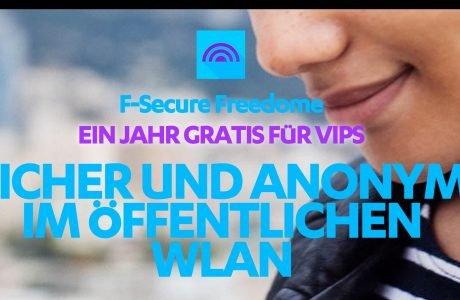 VPN kostenlos für iPhone & iPad: F-Secure Freedome VPN 1 Jahr testen 8