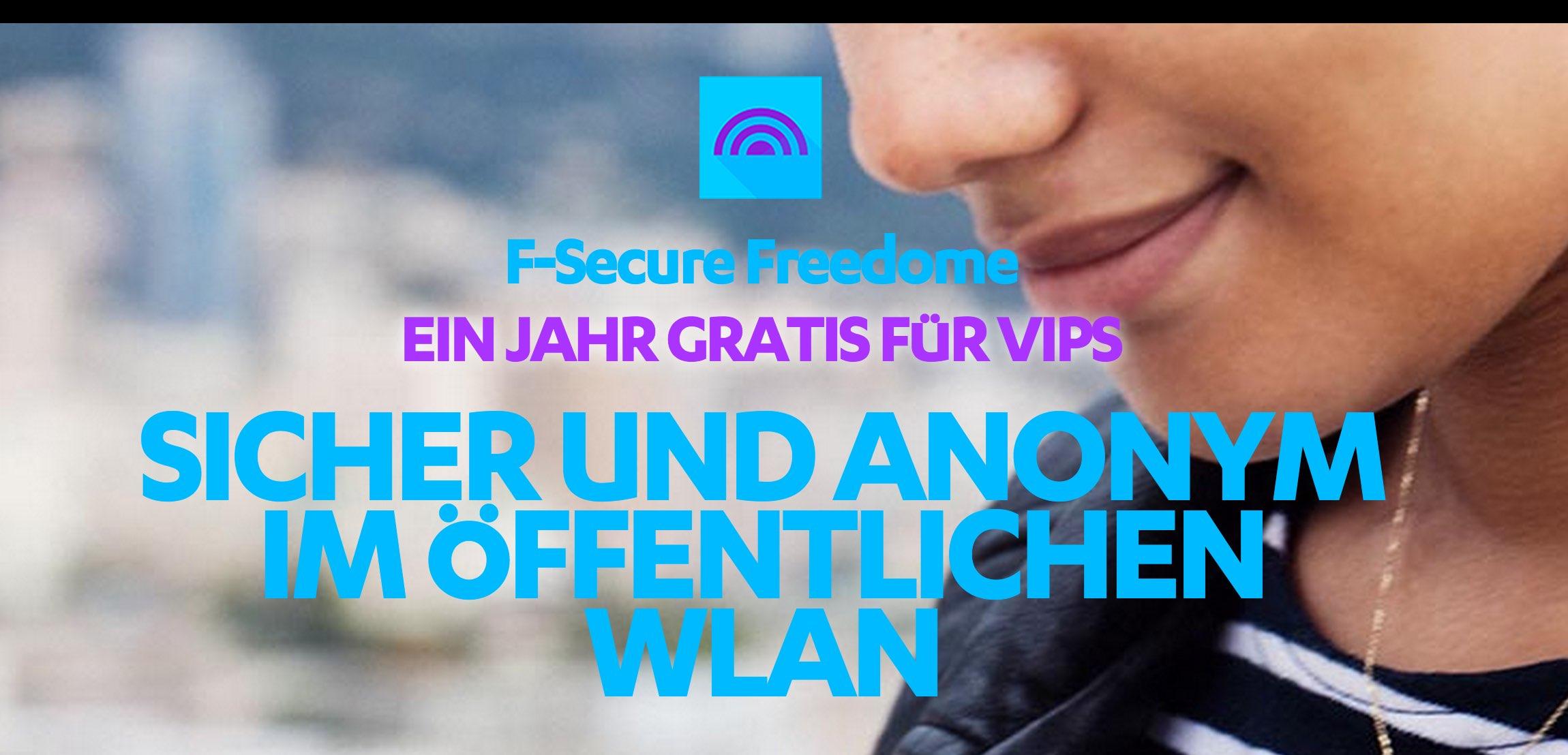 VPN kostenlos für iPhone & iPad: F-Secure Freedome VPN 1 Jahr testen 9