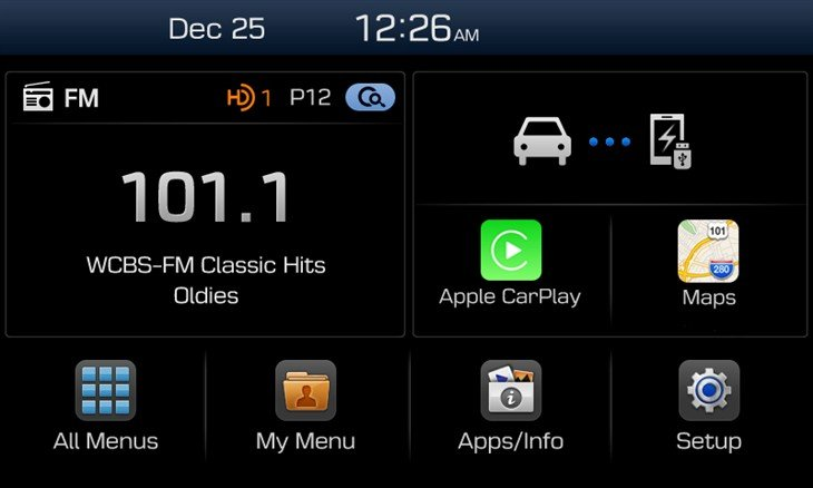 "Apple CarPlay: Hyundai bringt ""Display Audio"" ab 2015 3"