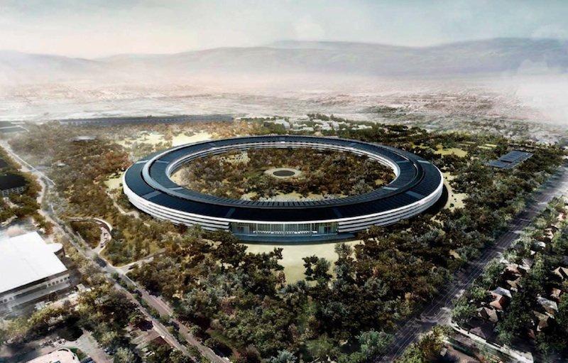 Apple Campus 2: Weiteres Video vom Dezember 2016 online 1