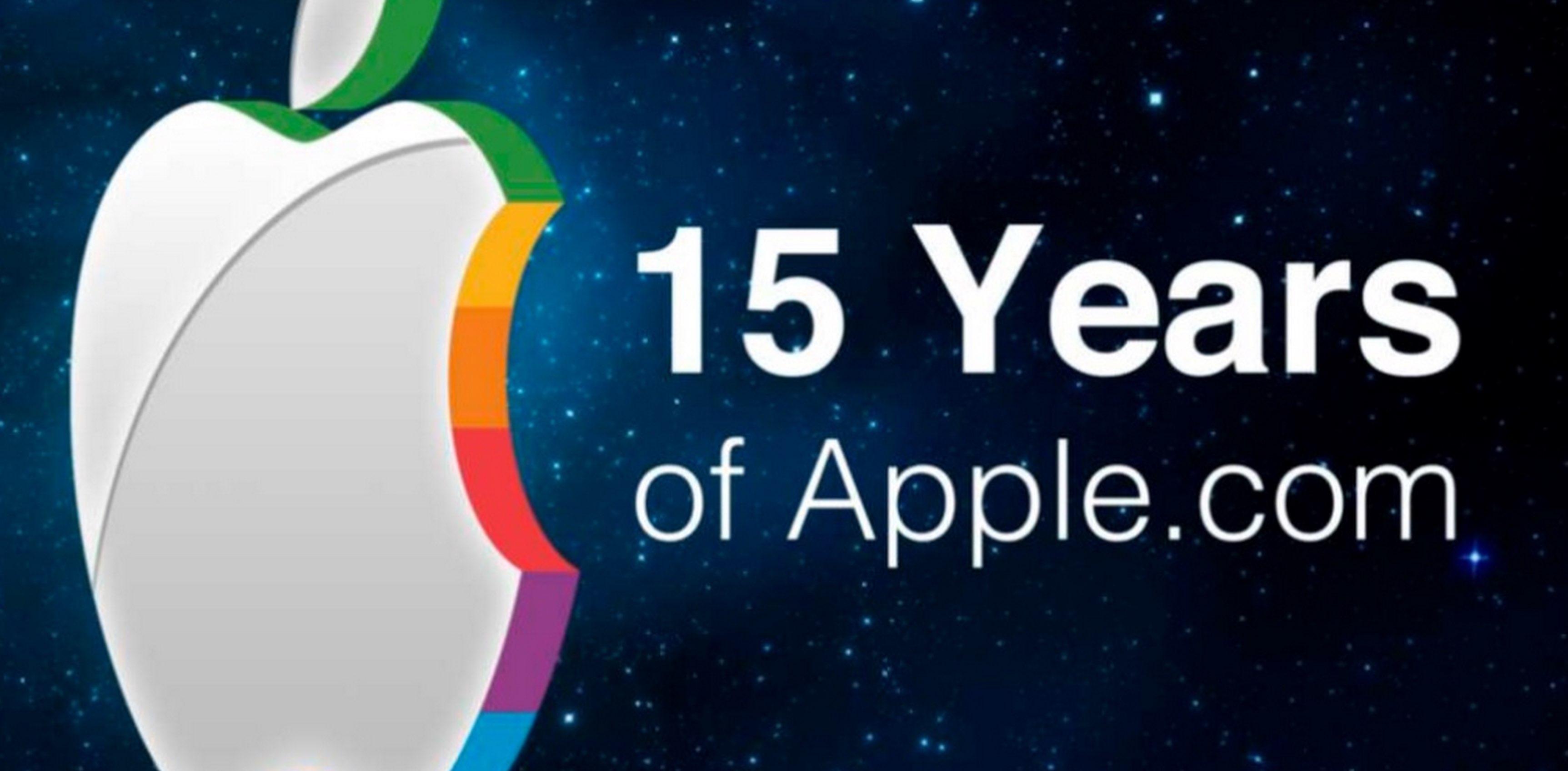 Apple Evolution: 15 Jahre Geschichte der Apple Webseite in Bildern   5