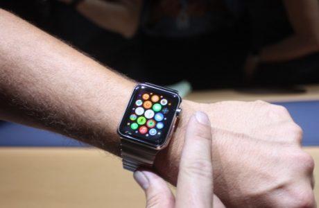 Apple Mitarbeiter testen Apple Watch (Fotos) 3