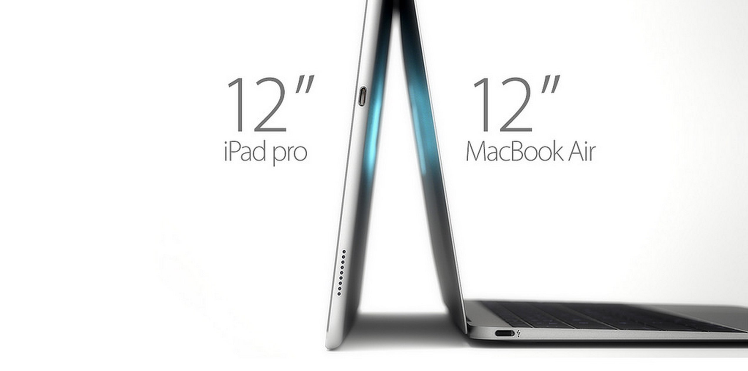 """WOW: neues 12"""" Macbook Air und iPad Pro in Bildern 1"""