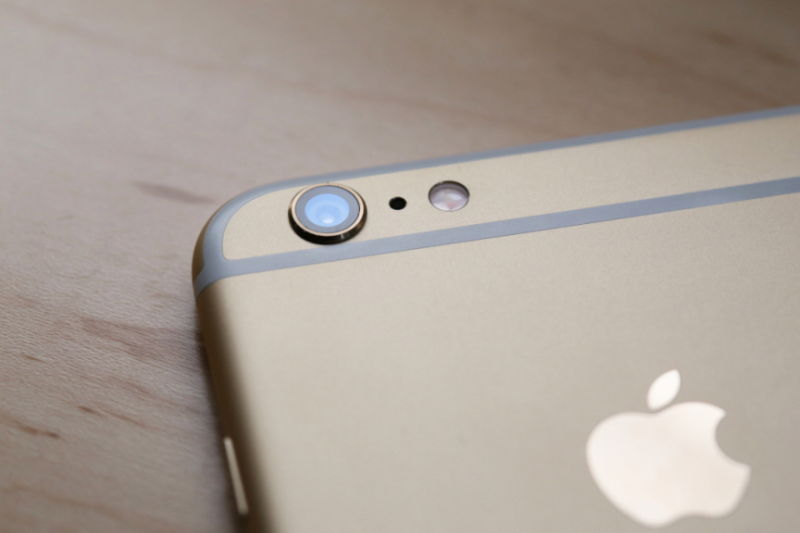 iPhone 6S: Kommt 12 MP Kamerasensor von Sony?