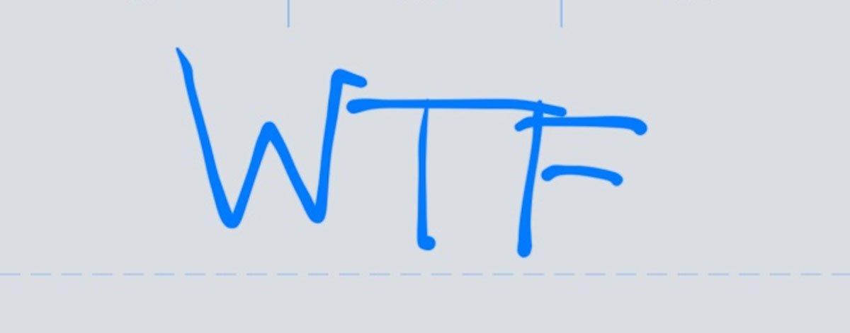 MyScript Stylus: iPhone Tastatur mit Handschrift-Erkennung 1