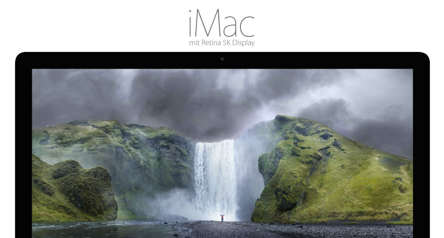 Neuer 5k Retina iMac 2015 billiger