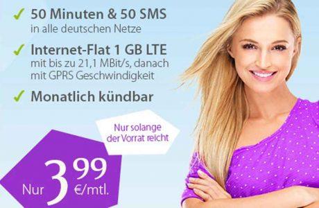 Billiger gehts nimmer: die günstigsten Smartphone Tarife ab 3,99 Euro! 10