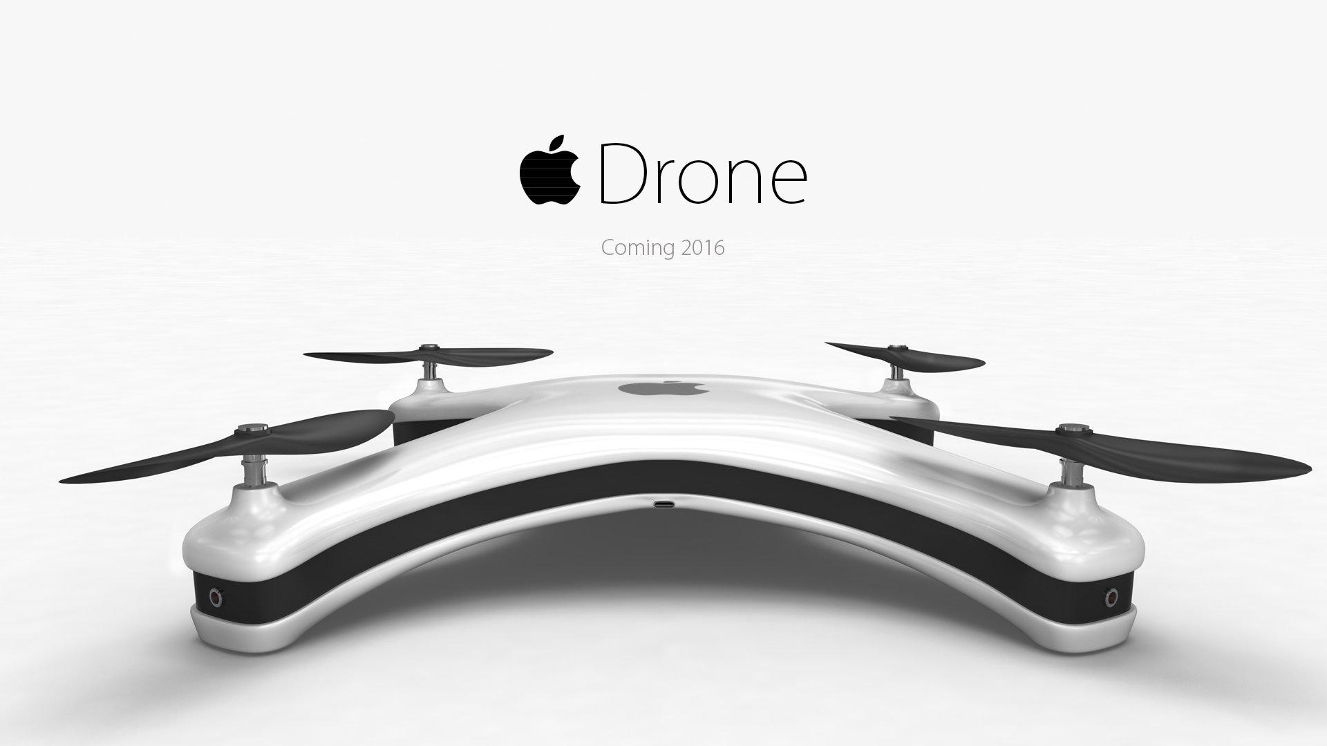 The Apple Drone: ein Quadrocopter von Apple? 8