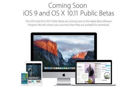 Download iOS 9 beta, iOS 9 Public Beta im Juli ab iPhone 4s 9