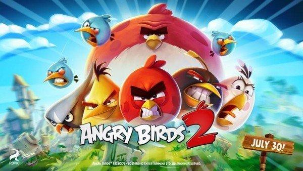 App Store: Rovio bringt Angry Birds 2 für iPhone & Co. 3