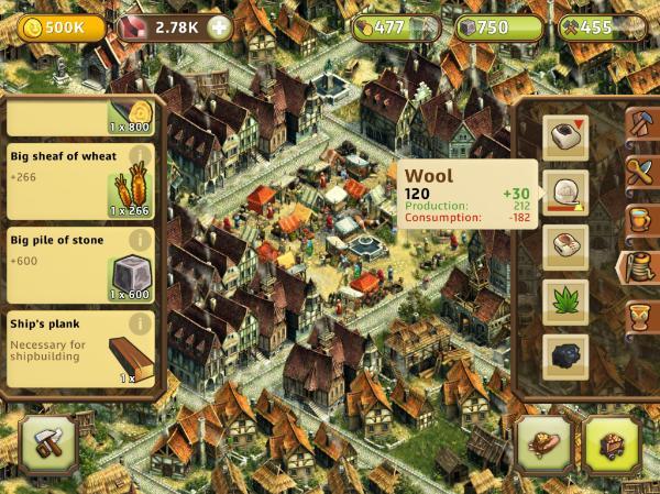 Anno: Kult-Aufbauklassiker jetzt für iPhone und iPad erhältlich 4