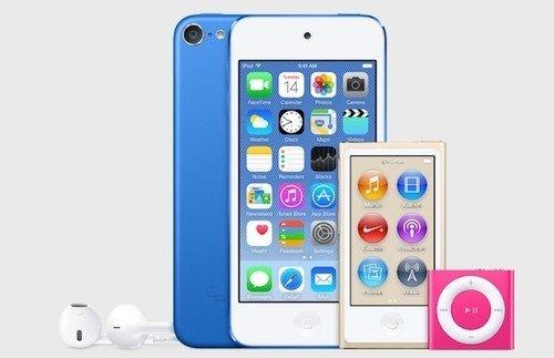 iPod: iTunes Leak verrät neue iPod Farben!