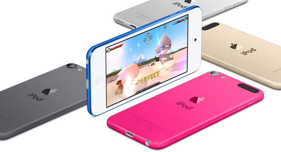 iPod touch A8: Erste Benchmark-Ergebnisse bekannt