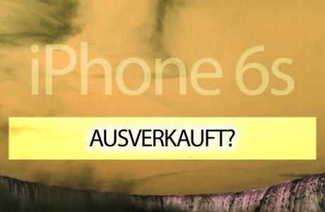 iPhone 6S Lieferzeiten: Liefertermine & schnellere Lieferung 3