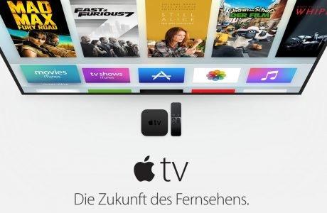 Apple TV: Kein 200 MB Limit für Apple TV Spiele und Apps! 2