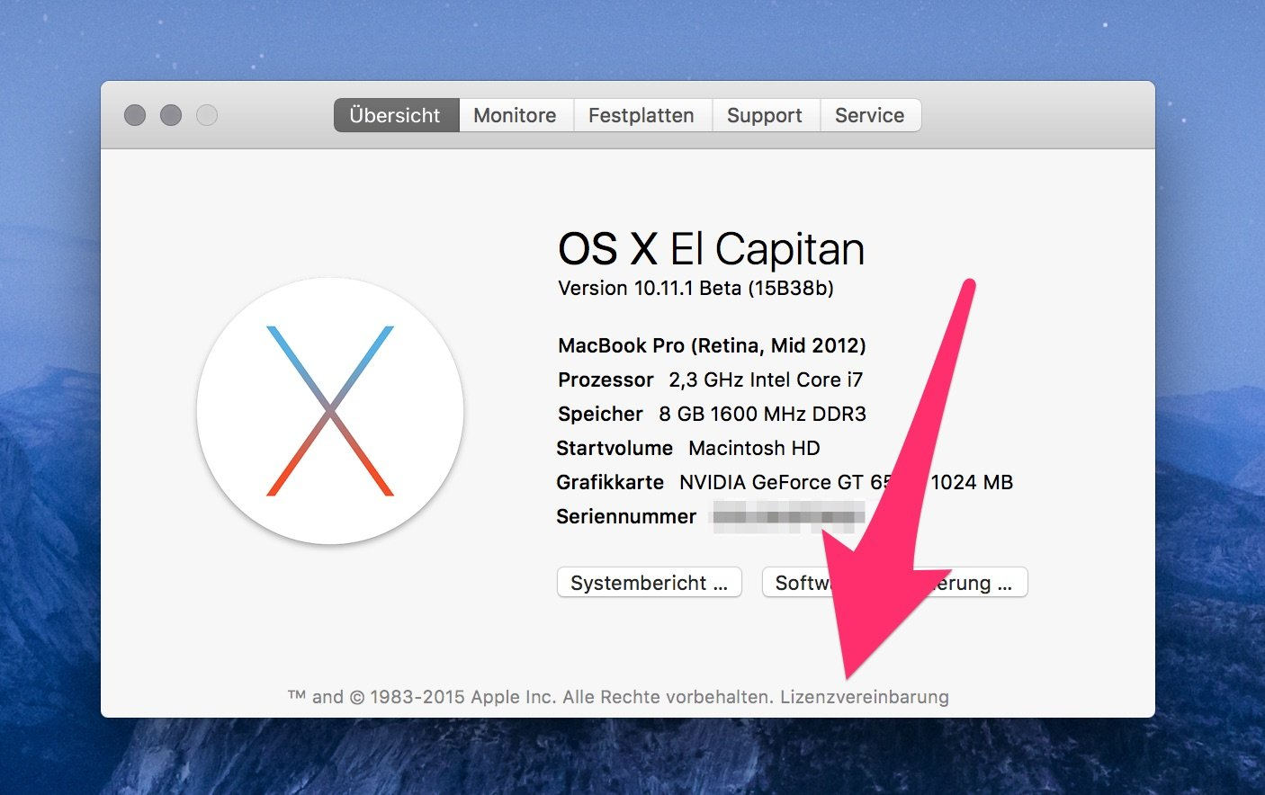 Apple: Mac OS X El Capitan ist nur ausgeliehen! 1